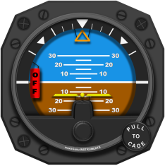 artificial-horizon-attitude-indicator