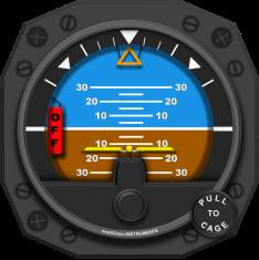 artificial-horizon-attitude-indicator
